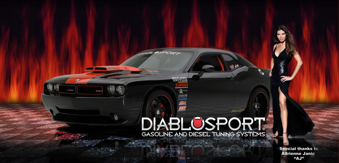 DiabloSport Trojan's Chally and AJ