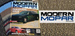 Modern Mopar Magazine Big