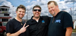 Monty, Burls, and Tony