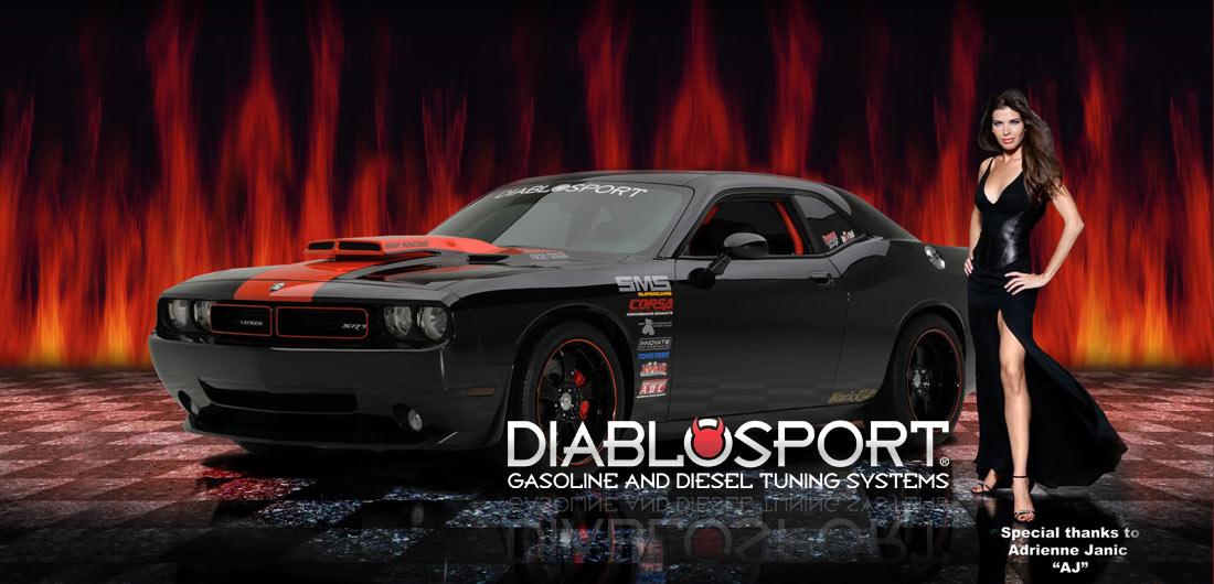 DiabloSport Trojan's Chally and AJ
