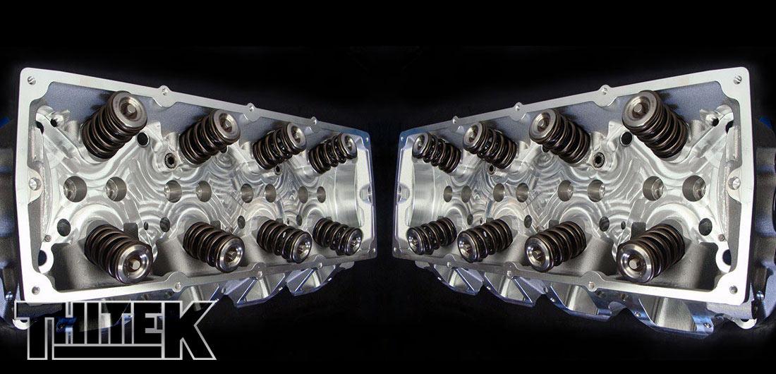ThiTek Cylinder Heads